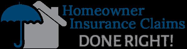 Homeowner Insurance Claims Logo