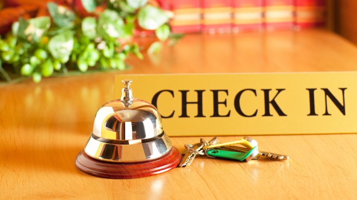 Check into a hotel for a short (several week) stay or look for short-term rental if your home insurance claim will go on for several months